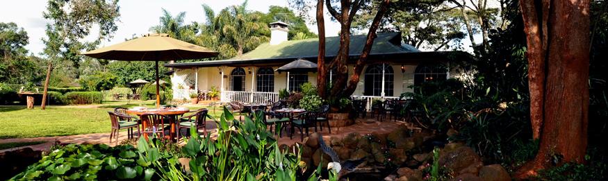 Tamambo Karen Blixen Coffee Garden