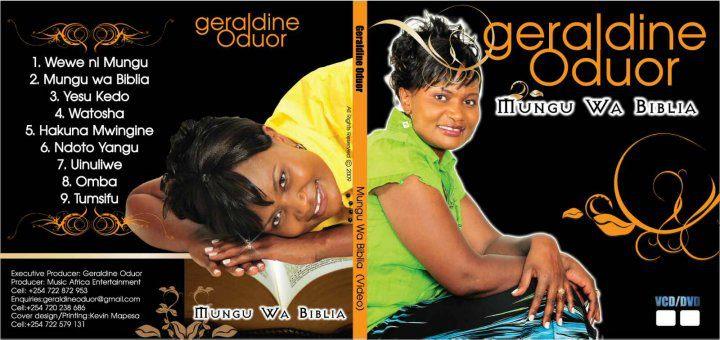 mungu wa biblia audio and video