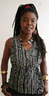 Zimbawean Divas Busi Ncube and Edith Weutonga Bring Star Power to Harare's Book Cafe