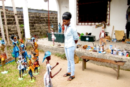 makoumbou examines her creativity