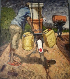2nd Prize winner, Utumishi kwa wote, Michael Kiio kyalo