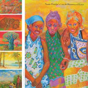 Nam Eunju's Exhibition