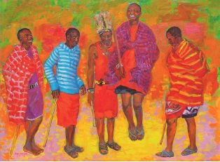 Nairobi Museum to Host South Korean's 'Intimate Kenyan Experience' Art Exhibition