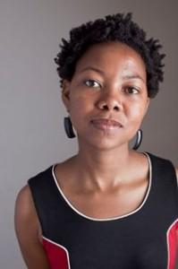 Elizabeth Tshele of Zimbabwe