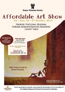 The Affordable Art Show Comes to Nairobi
