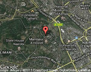 ufungamano house google map location