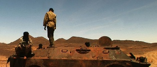 Orphans-of-the-Sahara-Burned-Mali-Army-Tank