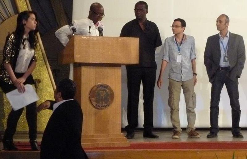 3rd luxor african film festival jury
