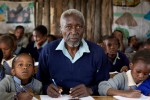 oliver litondo acts maruge in the first grader film