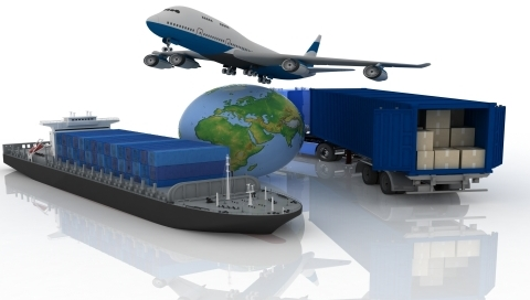 road-water-air-freight