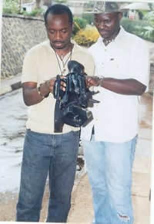 petna Katondolo and ali mutasa