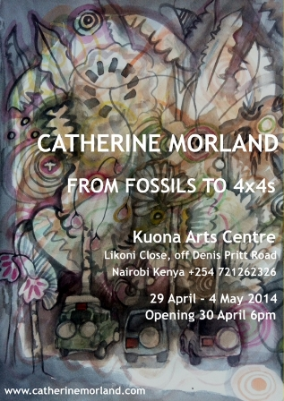 catherine morland's from fossils to 4X4s
