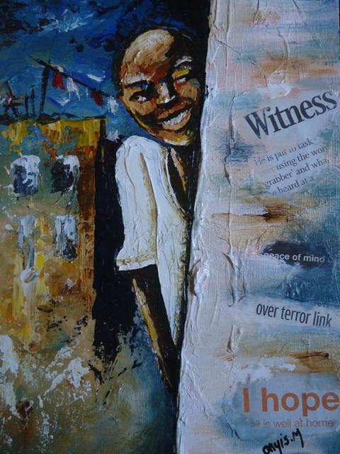 martin onyis's witness