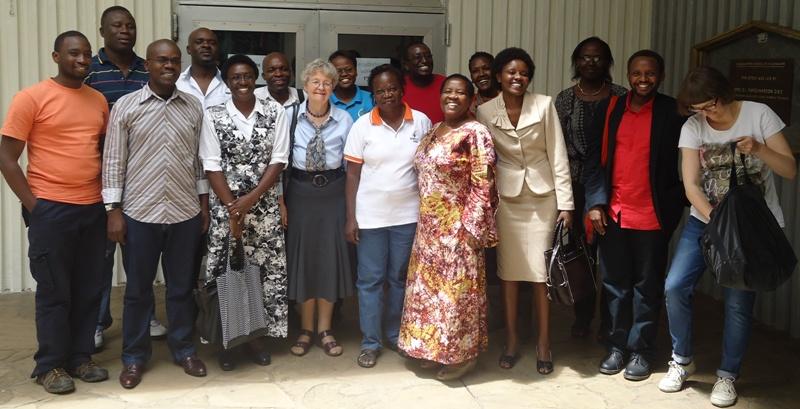 e-publishing workshop in nairobi