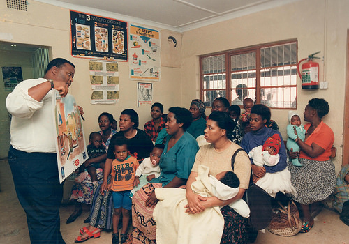 group focus in south african communities