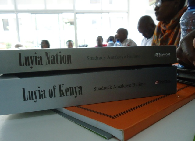 luyia nation of kenya