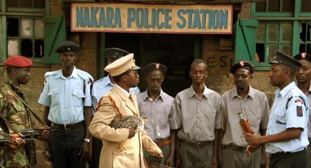 bob nyanj'a nakara police station