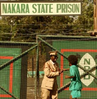 bob nyanja's nakara state prison