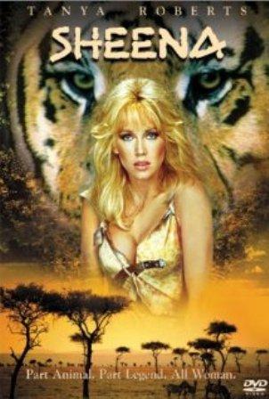 sheena:queen of the jungle film