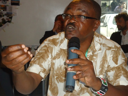 aghan odero, director, kenya cultural centre