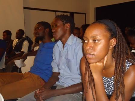 following proceedings at 78th lola kenya screen film forum
