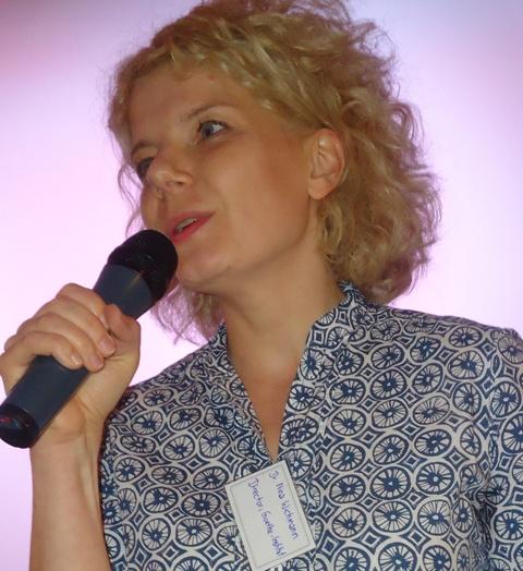 nina wichmann, director, goethe-institut