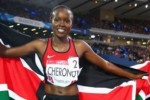 Mercy Cherono wins gold in women's 5000m commonwealth games in glasgow 2014