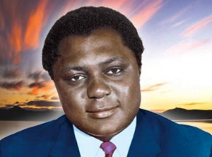 thomas joseph mboya, minister in jomo kenyatta's government