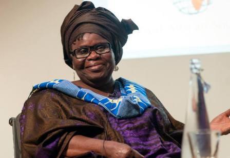Ghanaian Writer Ama Ata Aidoo Mesmerises Book Lovers at UK's Africa Writes Festival