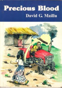 david g maillu's Precious Blood