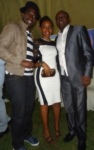 rwanda's drake kayumba,liane mutaganzwa,willy ndahiro