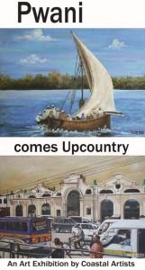 pwani comes upcountry art exhibition