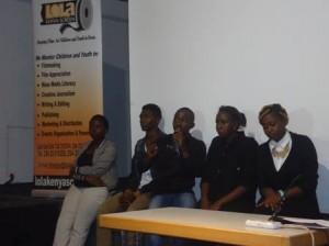 kenyatta university student film  directors