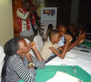 east african children make films at lola kenya screen 2014