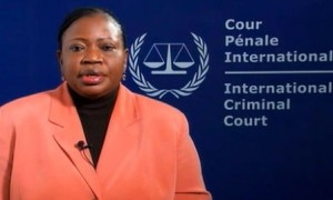 fatou bensouda,chief prosecutor, international criminal court