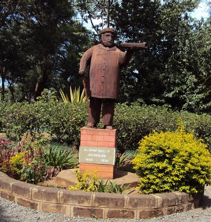 jeevanjee garden, nairobi, kenya