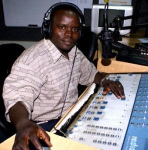 radio presenter joshua arap sang