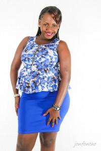 k24's almasi telenovela star queeny mwangi