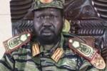 salva kiir,south sudan president