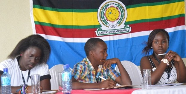 east africa comes together through children