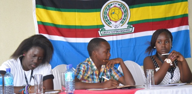 East African Community Children Cooperate on 'Youth Culture and New Markets in East Africa', Make Films