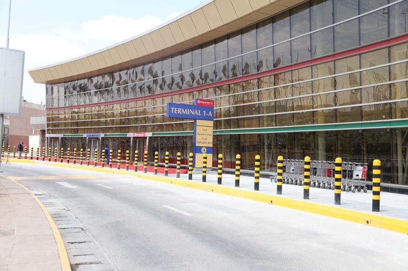 Wanted: Artists to Create Work for Public Display at Nairobi's Jomo Kenyatta International Airport