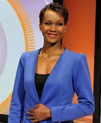 bbc's sophie ikenye of kenya