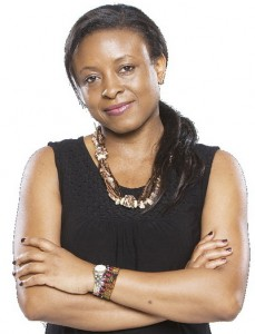BBC Africa's Current Affairs Editor Vera Kwakofi