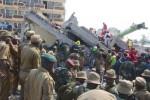 nairobi, kenya building collapse