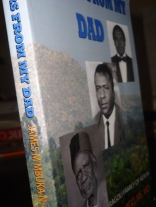 letters from my dad by dr james m'mbuka ndeda ojago