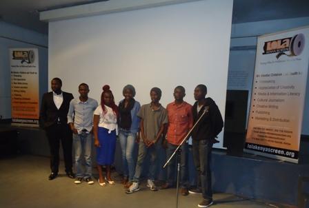 filmmakers at 82nd lola kenya screen film forum