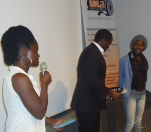 82nd lola kenya screen film forum, daisy okoti, joseph karugu, jackline asava