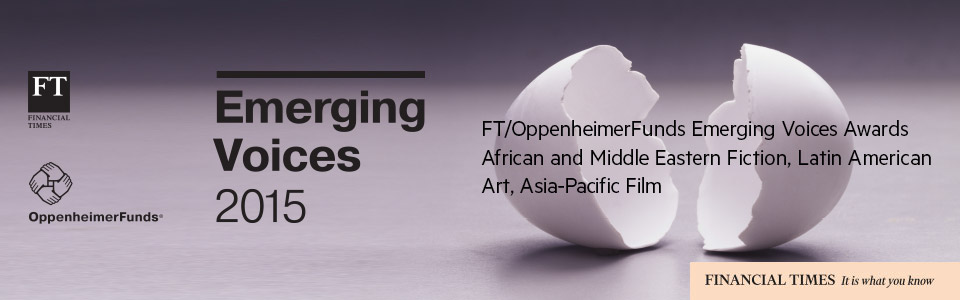Financial Times-OppenheimerFunds Emerging Voices Awards