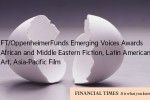 Inaugural FT-OppenheimerFunds Emerging Voices Awards